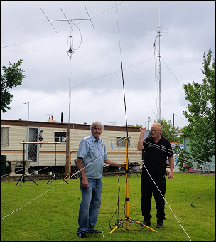 Antenna Day Photo